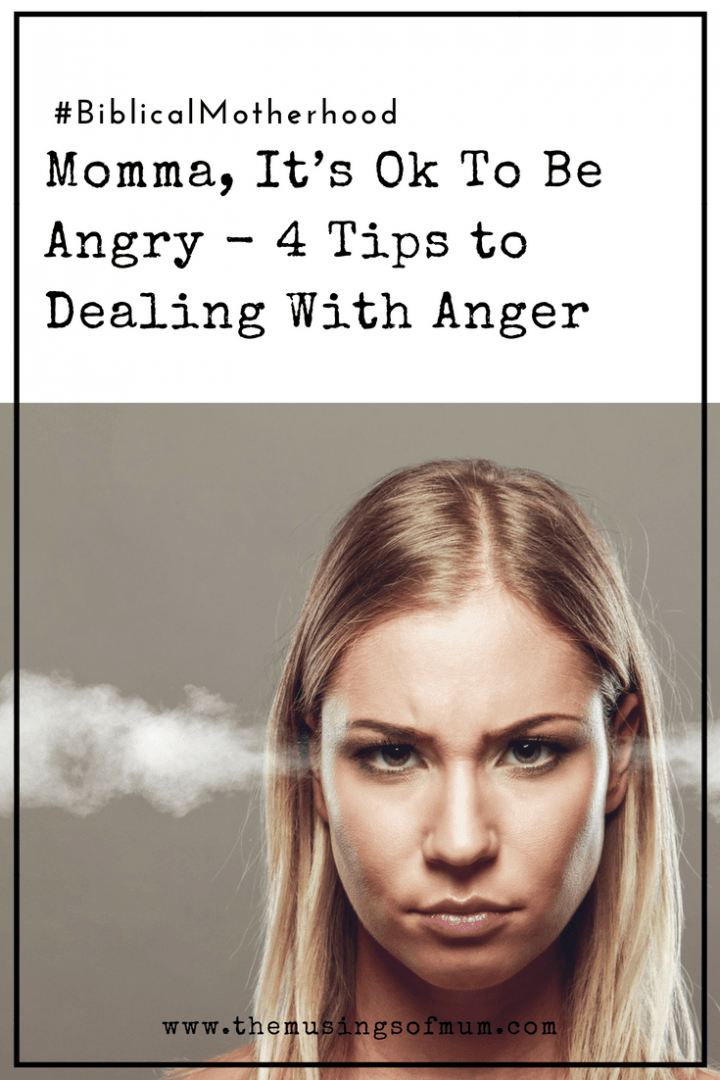 """Momma, It's Ok To Be Angry - 4 Tips to Dealing With Anger - """"Jesus, I didn't ask for this. This is not what I wanted. I didn't sign up for this,"""" I whispered over and over again. My anger was spent on the wall."""