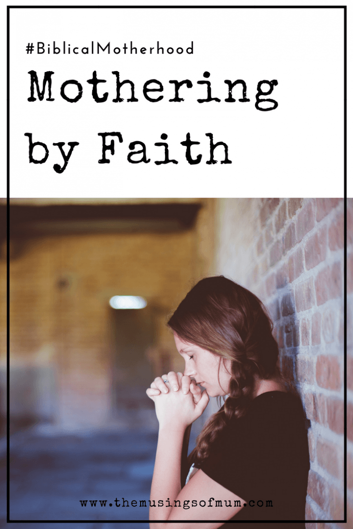Mothering by Faith - If you need wisdom and you seek it from the only true source of lasting, applicable, life-changing wisdom, it will be given to you!