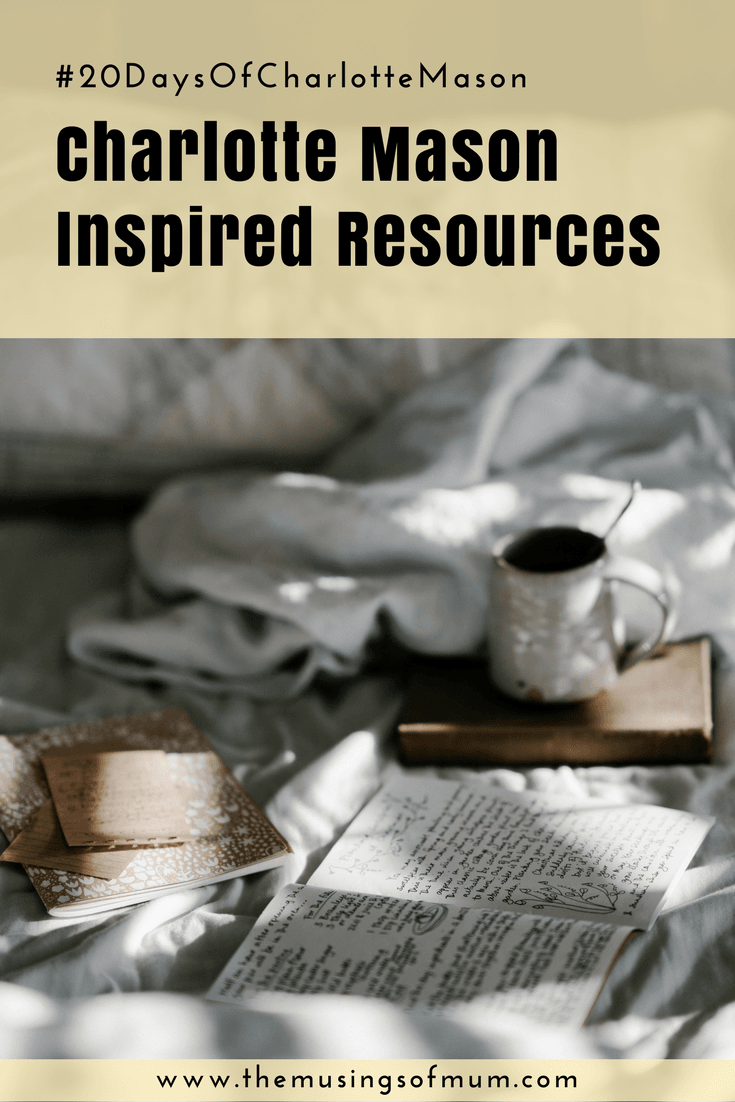 Charlotte Mason Inspired Resources