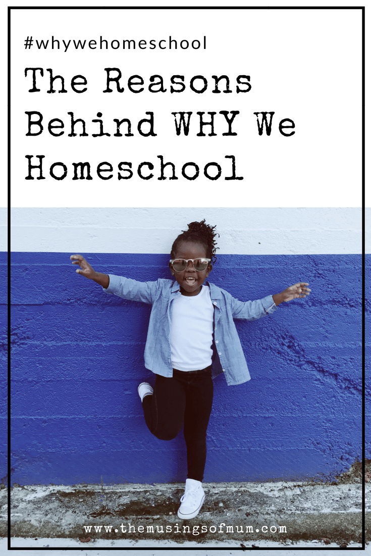 The Reasons Behind WHY We Homeschool - Just like every good and responsible parent, we want the absolute best.Often times, that absolute best comes with sacrifices, like surviving one on a single income, or working overnight in order to teach our children in the day. A sacrifice that it's worth it's weight in gold.